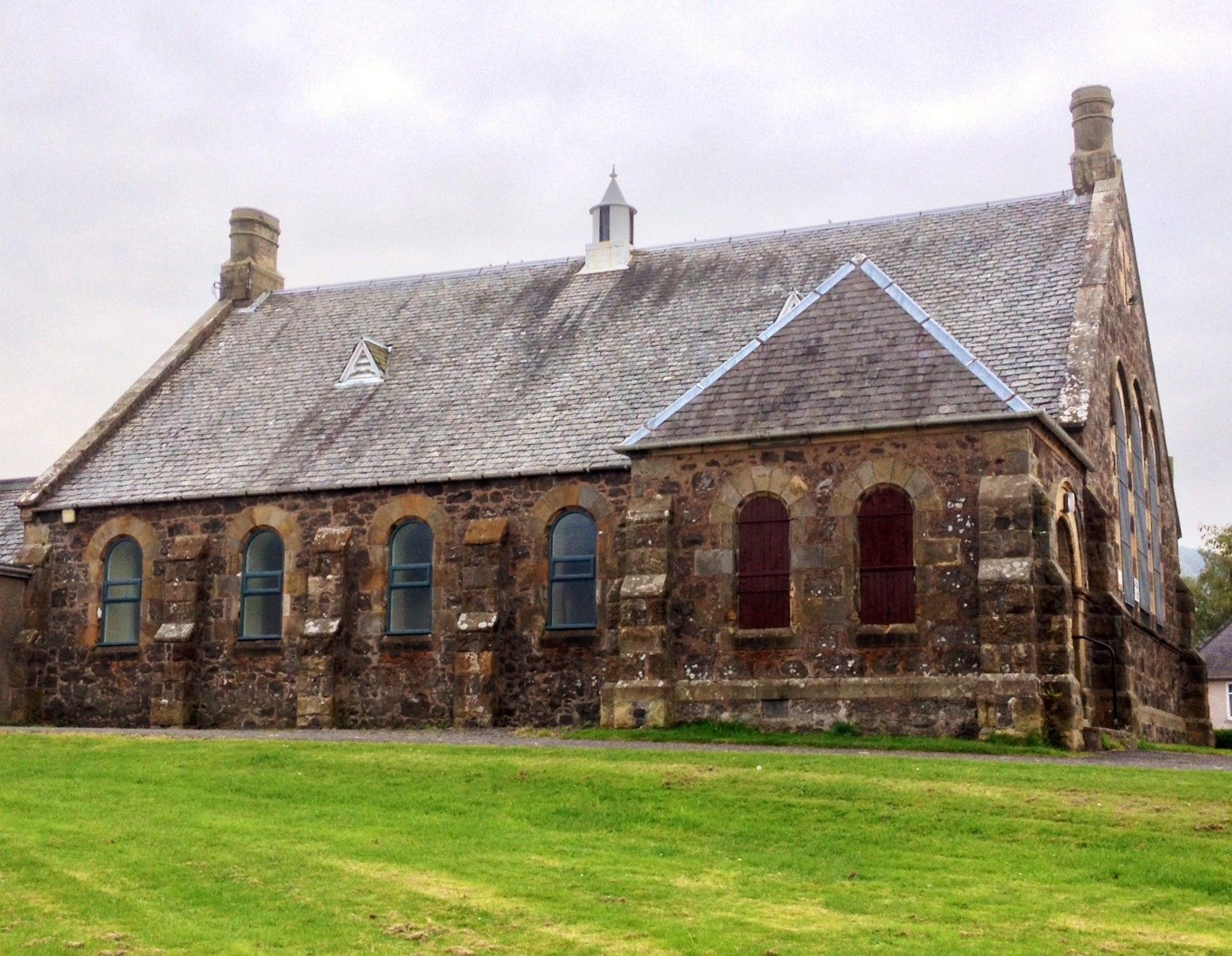 Williamson Hall exterior