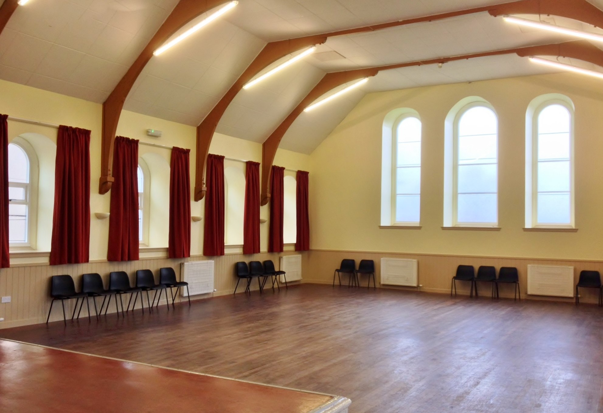 Large refurbished Main Hall